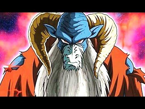 Moro, 1st God of Destruction