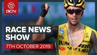 Is Primoz Roglic The Favourite For Il Lombardia? | GCN's Cycling Race News Show