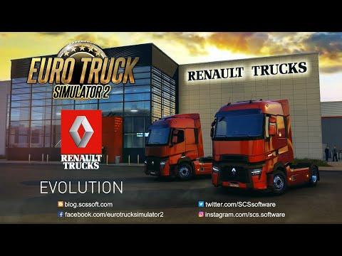 Renault Trucks T U0026 T High: Evolution