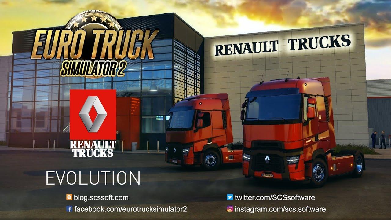 Renault Trucks T & T High: Evolution