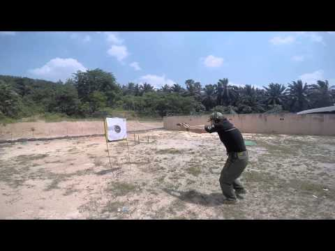 Shooting at Klang Shooting Range 29-08-2015