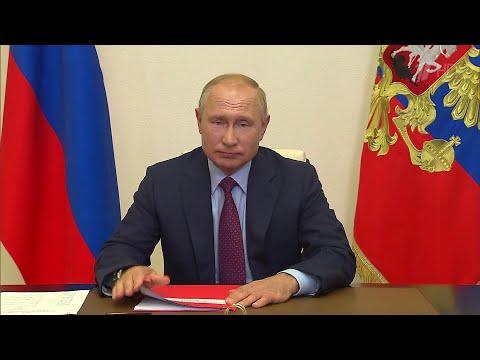 Ситуацию с задержанием в Белоруссии российских граждан обсудили в Совете безопасности РФ.