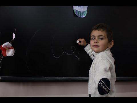 Детский сад в Армении