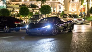 Supercars in Monaco 2018 - VOL. 10 (McLaren P1, 650s Can-Am Spider, 4x 991 GT2 RS, iPE Aventador,