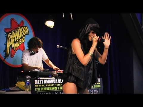 Amanda Blank - Might Like You Better (Live at Amoeba)