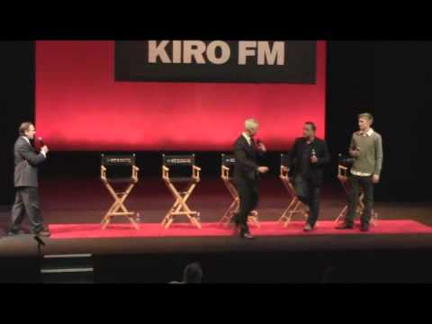 KIRO Radio Tour in Tacoma - John Curley Auction