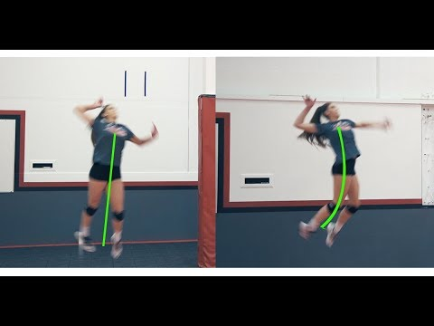 Hip & Shoulder Separation For Volleyball Power & Mechanics
