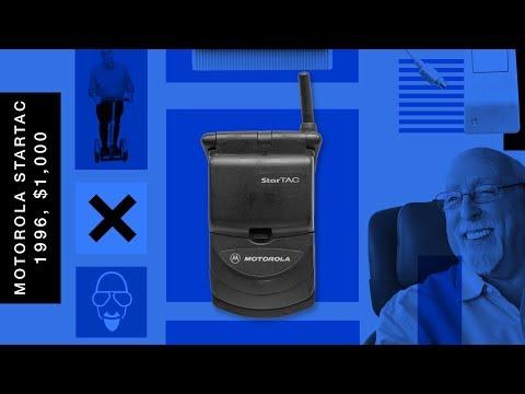 The Motorola StarTac   Walt Mossberg