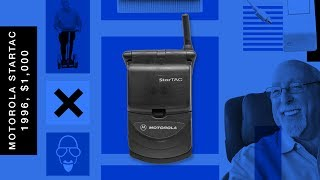 The Motorola StarTac | Walt Mossberg's gadget museum