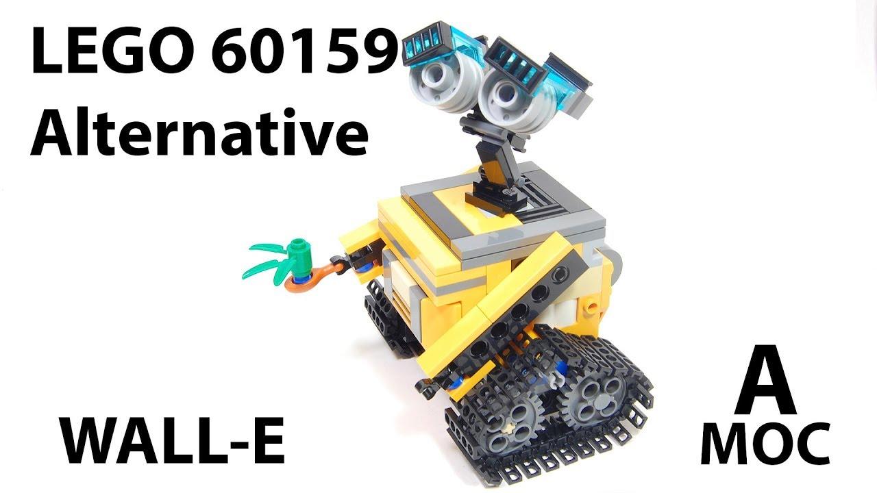 Lego set database: 21303-1: wall-e. Set number: 21303-1; name: wall-e; set type: normal; theme group: miscellaneous; theme: ideas; subtheme.