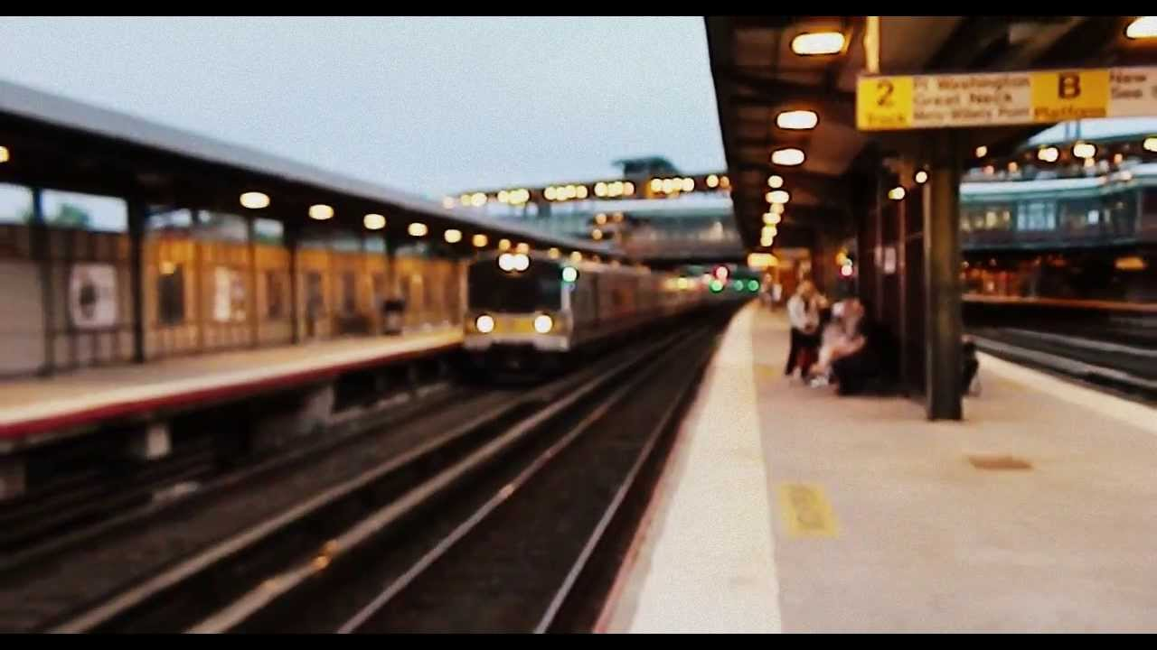 Long Island Huntington Train Station