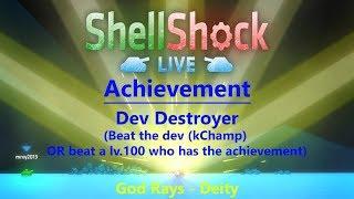 SSL Shoot Every Weapon #143: God Rays - Deity