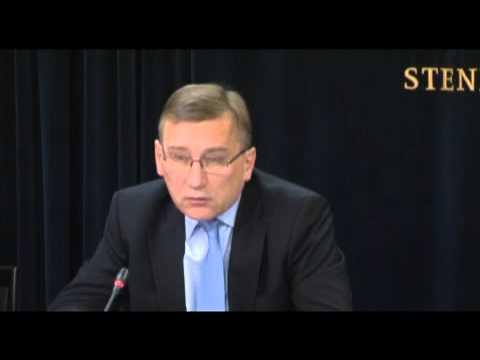 Majandus- ja kommunikatsiooniminister eluasemevaldkonna arengukavast