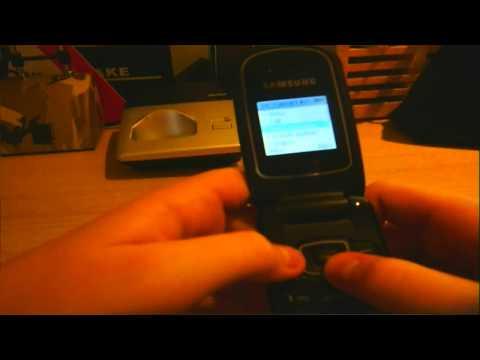 Samsung GT-E1150i review