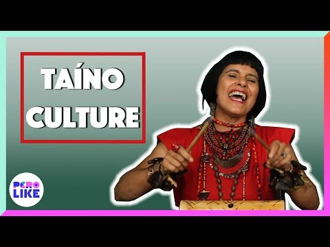 How Taíno Culture Affects Us Today