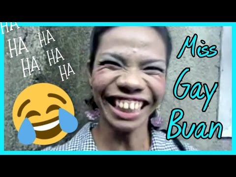 Hilarious Miss Gay introductions | Buan
