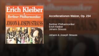 Accellerationen Walzer, Op. 234
