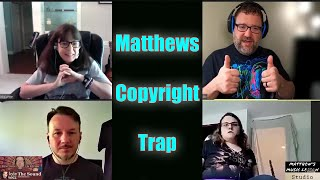 Matthews Copyright Trap SPRUNG & Eves Monetization Woes - A Panel Discussion About YouTube Music