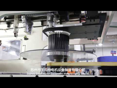 New Energy Big Coil Motor Winder for Automobile