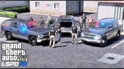 GTA 5 LSPDFR #658 Gang Unit Raid & Major Drug Bust! Bxbugs123 2006 Chevy Tahoe