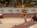 Isinbayeva Breaks Pole Vault World Record Again