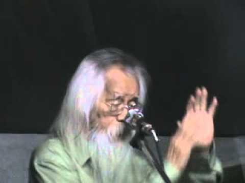 Ceramah oleh Datuk A.Samad Said Bah 1