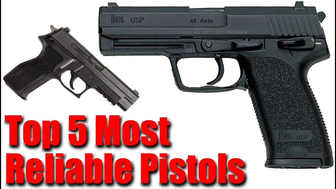 top 5 most reliable