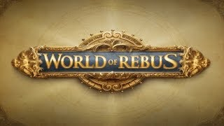World Of Rebus - Official Launch Trailer