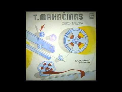 Teisutis Makacinas - I diena einam (Lithuanian moog electro, 1982)