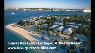 Sunset Key Guest Cottages, Best All Inclusive Florida Packages