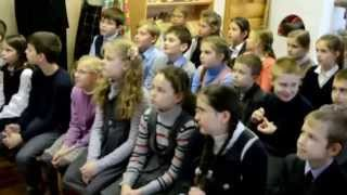 Открытый музейный урок ГБОУ Школа №1286