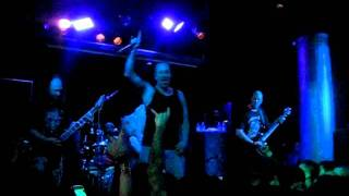 Suffocation - Mass Obliteration LIVE in New York City 5-15-11