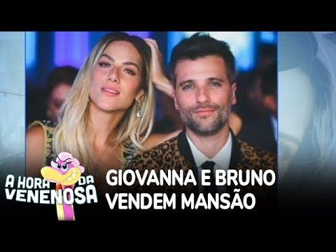 Bruno Gagliasso coloca mansão à venda