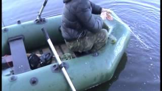 Іллінці.Громадські активісти проводять рейди по виявленю браконєрів