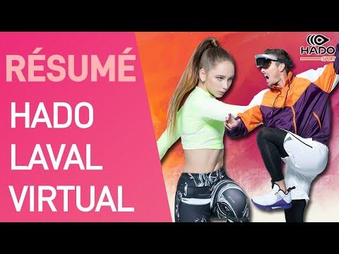 🏆 RÉCAP ▶ HADO Laval Virtual 2021