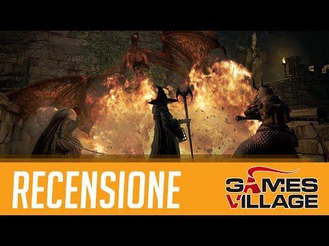 Dragon's Dogma Dark Arisen Recensione [Nintendo Switch]