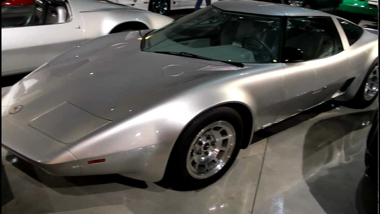 gm heritage manta ray aerovette corvette concept cars youtube. Black Bedroom Furniture Sets. Home Design Ideas