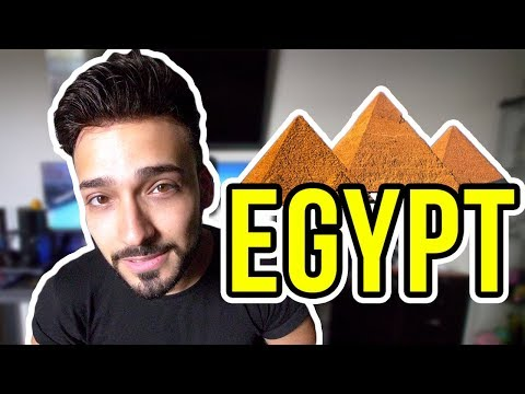 I'M MOVING TO EGYPT