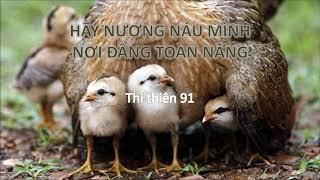 HÃY NƯƠNG NÁU MÌNH NƠI ĐẤNG TOÀN NĂNG - Mục sư Nguyễn Phi Hùng