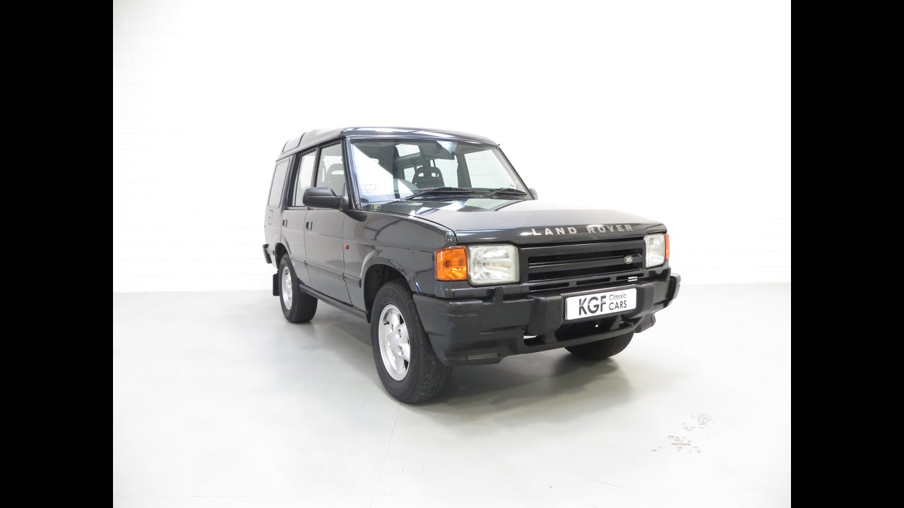 Our Very Own Land Rover 300Tdi Series e Discovery with Full