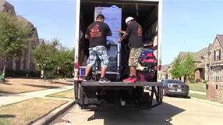 Moving a 1200 lbs Safe by Rescue Movers | Liberty Presidential 50