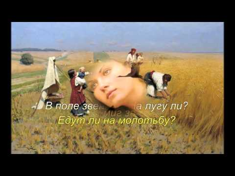 "М.Цветаева ""Осень в Тарусе"""