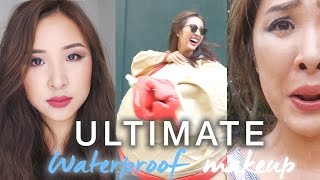 ULTIMATE Sweat-Proof Makeup Test in SUMO SUIT! C&C