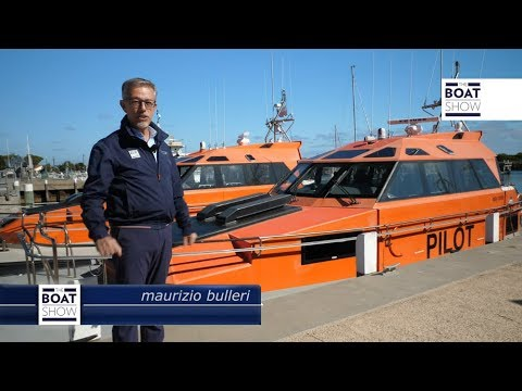 [ENG] ROAD TO AUSTRALIA - Port Phillip Pilot Boat Review- The Boat Show