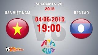 u23 viet nam vs u23 lao - sea games 28  full