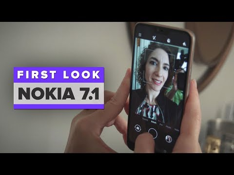 Nokia 7.1 review: A solid $350 phone -- literally