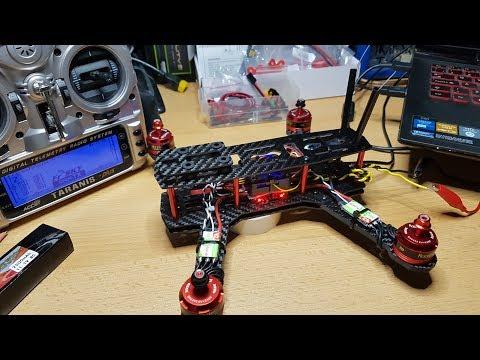 My DIY Quad Build Update