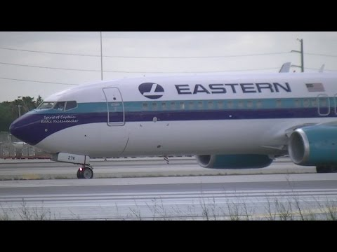 EASTERN AIRLINES. BOEING. 737-800. MIAMI.