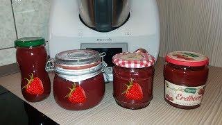 Варенье Джем из  замороженных ягод с Термомикс ТМ5