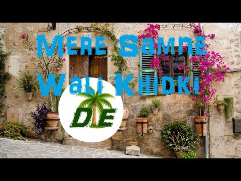 mere-saamne-wali-khidki-mein-  -edm-remix-  -padosan-  -edm-cover